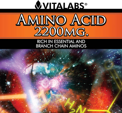Amino Acides 150 Tablets - 2200mg