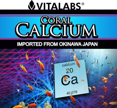 Coral Calcium Max 120 Capsules - 1000mg