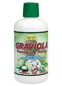 Graviola Soursop Juice 32 oz Bottle