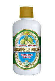 Graviola/Soursop Gold 100% Pure Juice 32oz Bottle