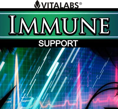 Immune Support 120 Capsules