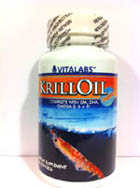 Krill Oil 60 Softgels - 500mg
