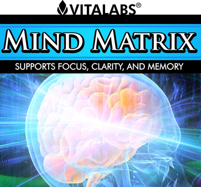 Mind Matrix - 60 Capsules