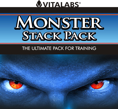 Monster Stack Pack