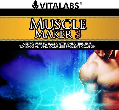 Muscle Maker III