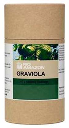 Graviola/Soursop Tea Bags 1800mg Per Bag, 40 Bags Per Box
