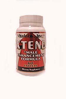 X-TEND Male Penis Enhancement Formula 60 Tablets