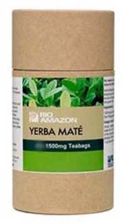 Yerba Mate 90 Tea Bags 1500mg